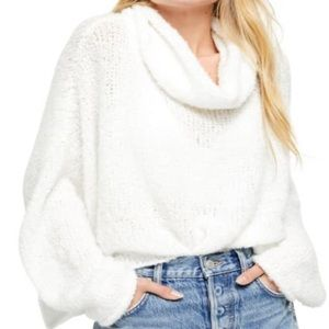 Free People Bff Cowl Neck